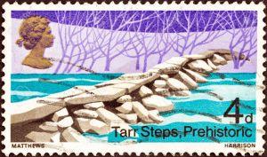 tarr stamp 1968