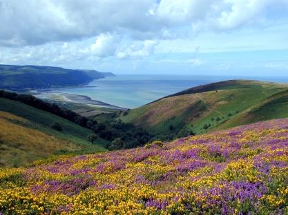 Porlock Bay, Exmoor (Credit: Nigel Stone, ENPA)