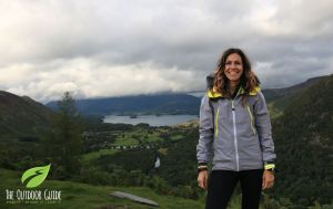 Julia Bradbury courtesy of The Outdoor Guide