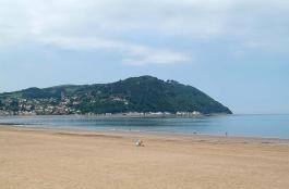 Minehead-beach