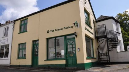 Exmoor Society Offices