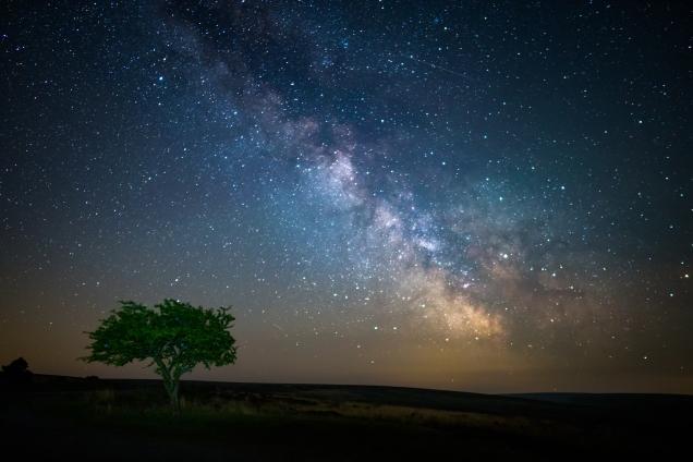 Keith Trueman My Fav Milky Way Image Exmoor-5653